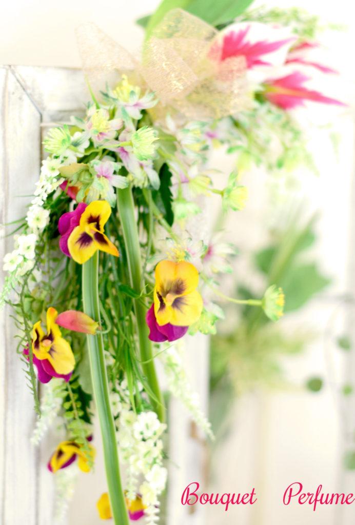 造花アレンジメント