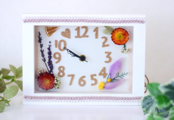 時計 DIY 手作り 工作